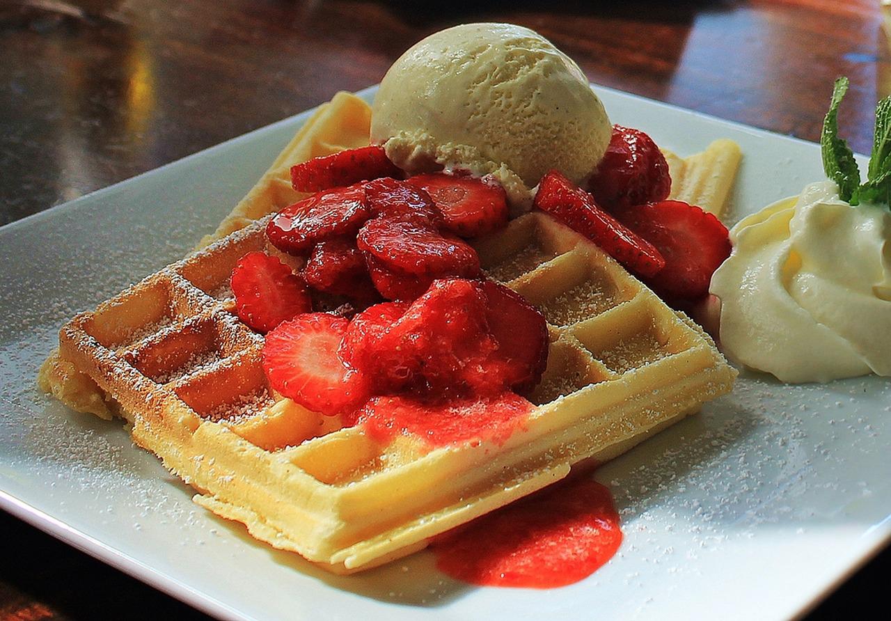 gauffres / Waffles